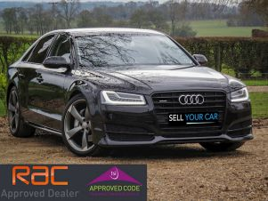 Used Audi A8 For Sale In Hertfordshire Carsnipcom