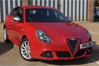 Used Alfa Romeo Giulietta For Sale In West Sussex Carsnipcom - Used alfa romeo giulietta