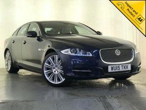 Used Jaguar XJ on carsnip com