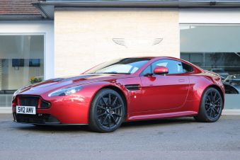 Used Aston Martin V Vantage For Sale In Isle Of Man Carsnipcom - Used aston martin v8 vantage