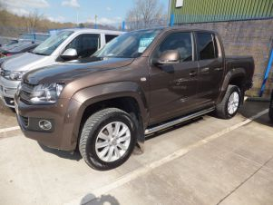ed08a3ff94 Latest used Volkswagen Amarok cars in Gwent
