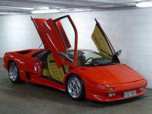 Used Lamborghini Diablo For Sale Lamborghini Diablo Cars