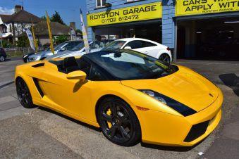 Latest Used Lamborghini Gallardo Cars
