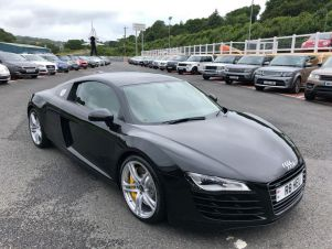 Used Audi R For Sale In Cornwall Carsnipcom - Audi r8 used