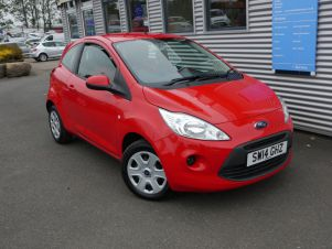 Latest Used Ford Ka Cars In City Of Edinburgh