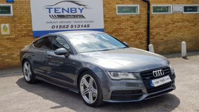 Latest Used Audi Cars