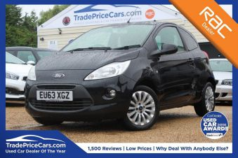 Latest Used Ford Ka Cars