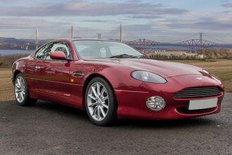 Used Aston Martin For Sale In City Of Edinburgh