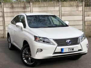 Used Lexus Suv For Sale >> Used Lexus Rx For Sale In Greater Manchester Carsnip Com