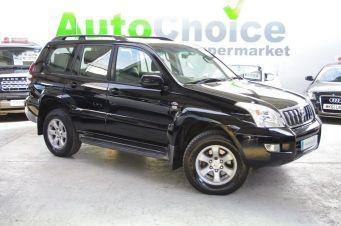 2005 Toyota Land Cruiser 3 0 LC3 8-SEATS D-4D 5d AUTO 164 BHP *LOW MILES,  HUGE SPEC*
