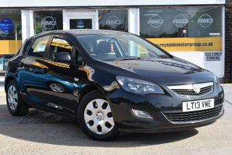 2013 Vauxhall Astra 1 7 EXCLUSIV CDTI ECOFLEX S/S 5d 108 BHP