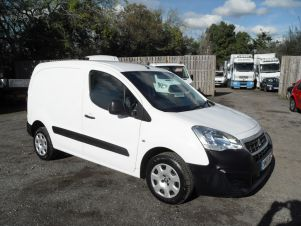 3ffc5a959386c9 Used Peugeot Partner For Sale In West Sussex
