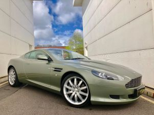 Used Aston Martin DB For Sale In Bristol Carsnipcom - Used aston martin db9 for sale