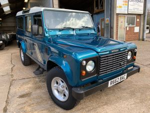 Ultimate Land Rover Defender For Auction Classics World