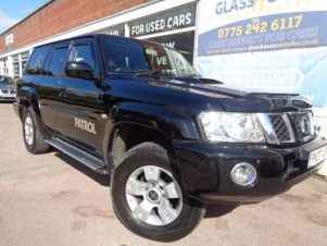 Used Nissan Patrol For Sale | Nissan Patrol Cars