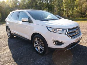 Latest Used Ford Edge Cars In Herefordshire