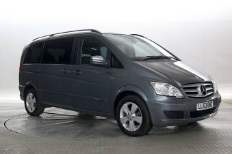 Used Mercedes Viano London >> Used Mercedes Benz Viano For Sale In Greater London Carsnip Com