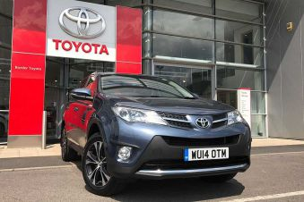 Used Toyota RAV4 For Sale In Cumbria | Carsnip com