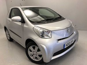 Used Toyota iQ For Sale In Dorset | Carsnip com