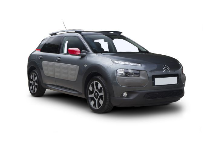 Used Citroen C4 Cactus On Carsnip