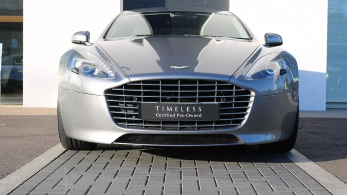 Cheap Used Aston Martin Rapide Cars For Sale In Al4 Loot