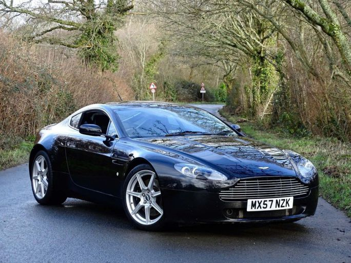 Cheap Used Aston Martin Vantage Cars For Sale In Uk Loot