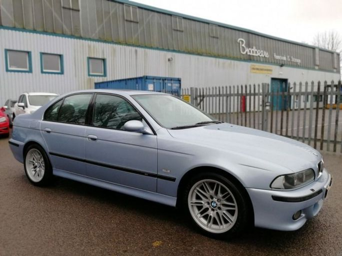 Cheap Used Bmw M5 Cars For Sale In Uk Loot