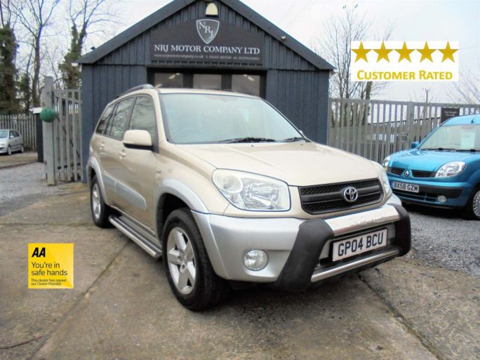 22+ Toyota Rav 4 For Sale Uk