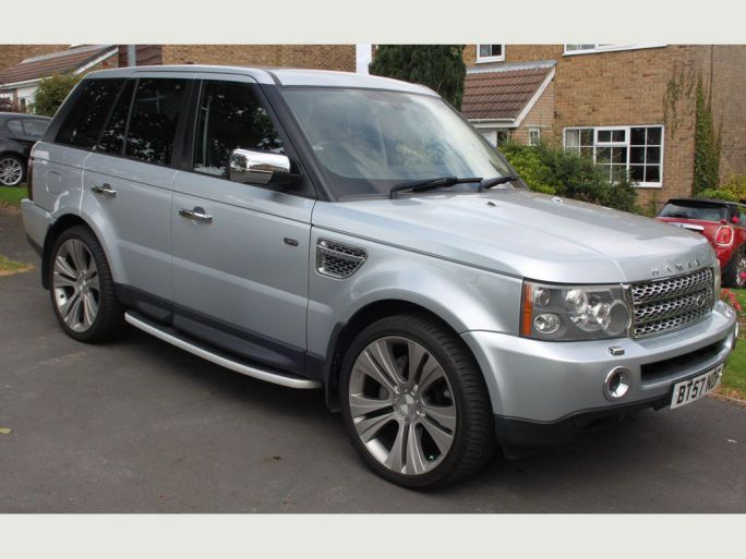 Cheap Used Land Rover Range Rover Sport Cars For Sale in ...