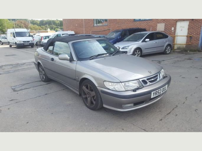 Cheap Used Saab Cars For Sale In Uk Loot