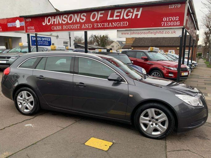 Cheap Used Estate Vauxhall Insignia Grand Sport Cars For Sale In Westcliff On Sea Southend On Sea Loot