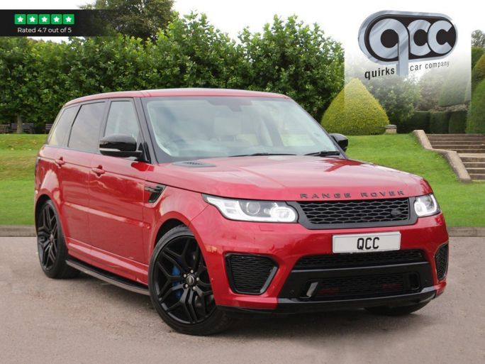 Cheap Used Red Land Rover Range Rover Sport Cars For Sale In Wickford Essex Loot