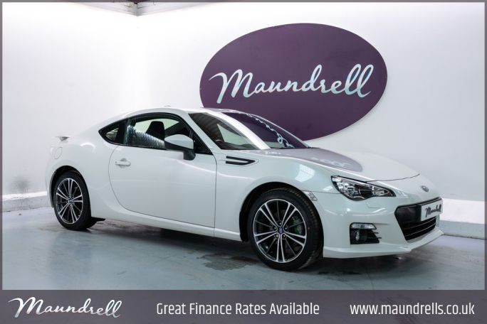Cheap Used Subaru BRZ Cars For Sale in UK | Loot