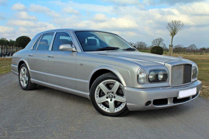 Used Bentley Arnage Around 24995k On Carsnip