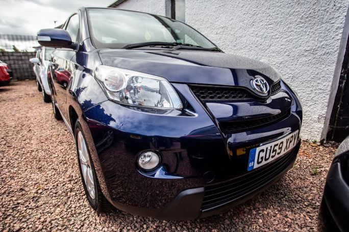 Cheap Used Toyota Urban Cruiser Cars For Sale In Uk Loot